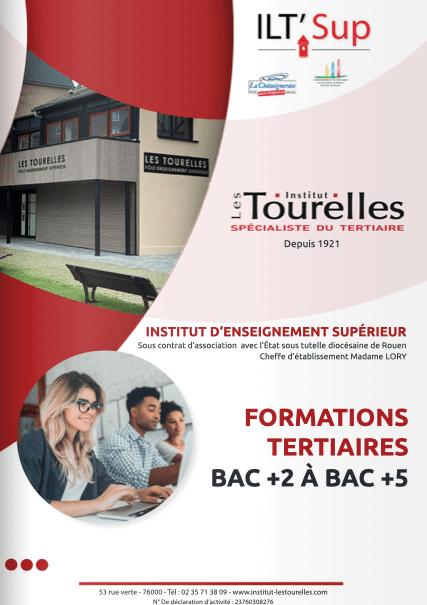 Plaquette formations en alternance Rouen Les Tourelles
